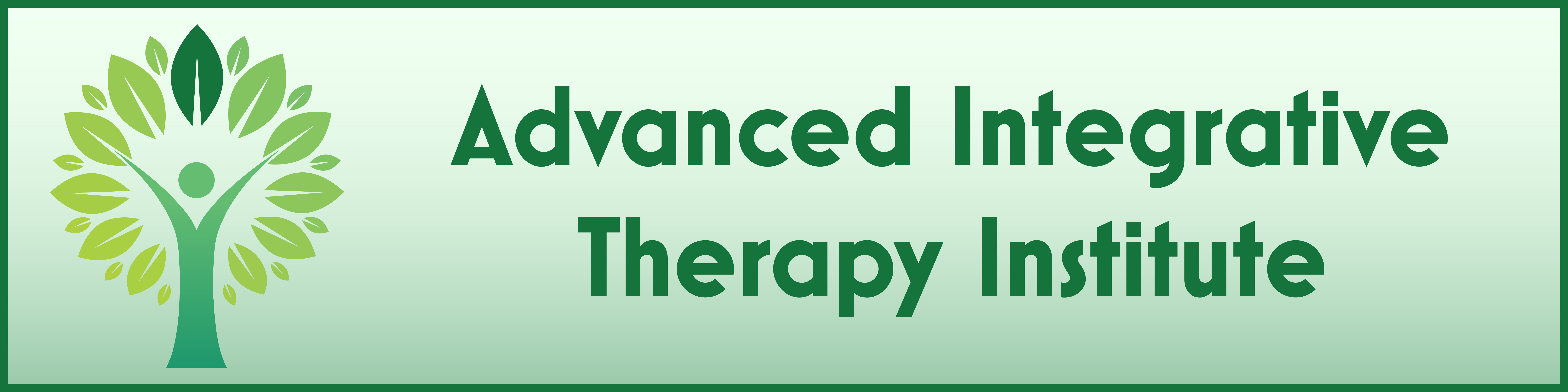 Advanced Integrative Therapy Institute header image